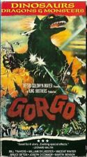 Gorgo VHS 1993 Horror Kaiju Monster Cult Classic Bill Travers Dragons & Monsters
