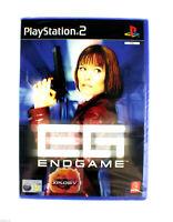 EndGame/End Game PS2 (Light Gun) Shooting Game - NEW