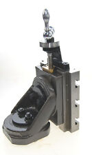 MILLING SLIDE WITH DOUBLE SWIVEL COMPATIBLE WITH MYFORD LATHE