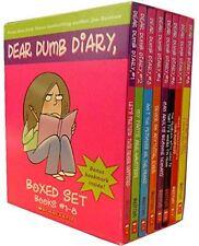 Dear Dumb Diary Box Set. Books 1-8 [Paperback] [Jan 01, 2010]