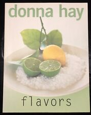 Donna Hay Flavors Cookbook - Like New!