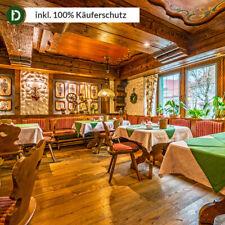 Oberfranken 4 Tage Altenkunstadt Urlaub Hotel Gondel Reise-Gutschein Halbpension