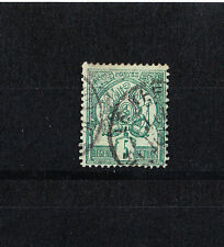 Tunisie  colonie Francaise  1888 chiffre maigre 5c vert  num: 3  obl