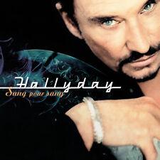 Johnny Hallyday-Sang pour sang-Ready encadrée Toile
