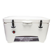 Portable Ice Chest 50qt Quart Insulated Cooler Outdoor Picnic Fishing Camping
