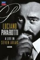 """LUCIANO PAVAROTTI """"A LIFE IN SEVEN ARIAS"""" DVD NEUF"""