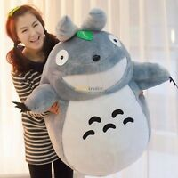 2019 Cute Hot Biggest Stuffed Lovely Plush Giant Totoro Toy 5 Sizes 55''/140cm