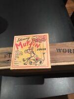 RARE 1950'S MOKO MUFFIN THE MULE JUNIOR PUPPET IN A REPRO BOX