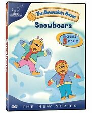 The Berenstain Bears - Snowbears New Dvd