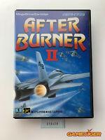 AFTER BURNER II 2 Sega Megadrive MD JAPAN Ref:313420