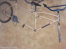 Old School 26 Gary Little John GLJ tandem bmx cruiser frame fork only
