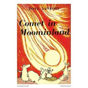 Moomin Poster Print SRA3 size 170GSM Gloss Art Paper..