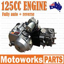 125cc 1 + 1 Fully auto + reverse Engine Motor ATV Quad Bike GoKart Dune Buggy 01