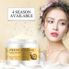 Anti-Aging Snail Face Cream Hyaluronic Acid Moisturizer Wrinkle Nourishing Serum