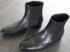 Dsquared 2 F/W 2005 Budapest Boots chelsea bootee Shoes 44 zapatos botas Boot