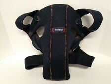 Baby Bjorn Carrier - Plaid/Black - Front or Back Carrying Position **Pre Owned**