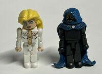 Diamond Select Marvel Minimates Cloak & Dagger Wave 23 Loose Figures 2008