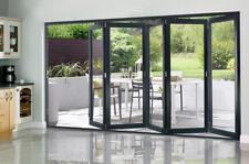 Select 3590mm (12ft) Prefinished Grey Bi-fold Doors