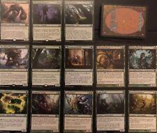 TREEFOLK DRYAD DECK, 60 Cards Ready To Play Magic Mtg