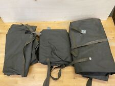 3 Zeltsäcke Zelttaschen für Zeltbahnen Mannschaftszelt  Bundeswehr BW