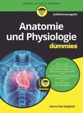 Anatomie und Physiologie für Dummies Jubiläumsausgabe (Buch) NEU