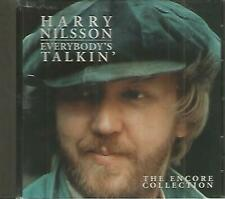 HARRY NILSSON - Everybody's Talkin' - CD - Encoe Collection - Factory Sealed New