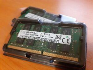 16GB 2xMEMORIAS 8GB DDR4 2133MHz SO-DIMM Sk hynix