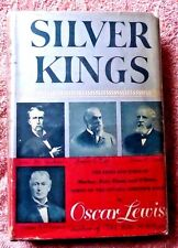 VIRGINIA CITY NEVADA MINING MINES SILVER KINGS MACKAY FAIR FLOOD BY LEWIS 1947
