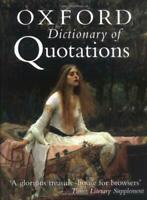 The Oxford Dictionary of Quotations Hardcover Elizabeth Knowles