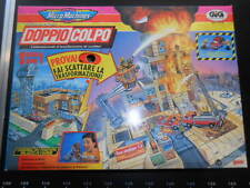 VINTAGE MICRO MACHINES DOUBLE TAKES 2 IN 1 FIRE ESCAPE GALOOB Gig Pompieri