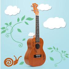 Kmise Concert Ukulele Professional 23 Inch Uke Acoustic Guitar Sapele for Gift