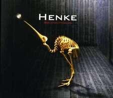 HENKE Seelenfütterung LIMITED CD Digipack 2011 GOETHES ERBEN