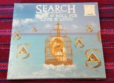 Search ~ Rock N' Roll Pie Live N' Loud  ( Malaysia Press ) Cd