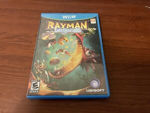 Rayman Legends Nintendo Wii U Game COMPLETE