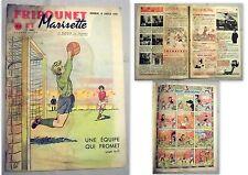 Fripounet et Marisette - N°3 - 18° Année - 19/01/1958.