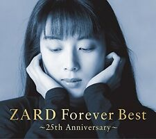 Zard - Zard Forever Best: 25th Anniversary [New CD] Japan - Import