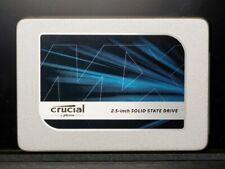 SSD Crucial 525 GO SATA 6Gb/s MX300