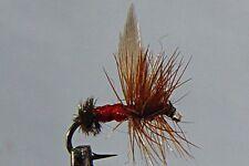 1 x Mouche Sèche Fourmi Rouge H12/14/16/18 mosca fliengen red ant dry fly