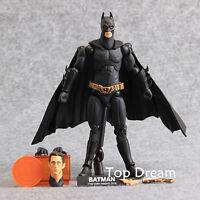 Batman The Dark Knight Rises ARKHAM CITY PVC Action Figure Doll Model Toy 9''