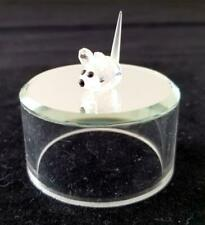 Swarovski Mini Mouse with Mirror Stand