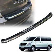 For 09-2012 HYUNDAI H1 STAREX Van Rear Bumper Step Protector Guard Plate
