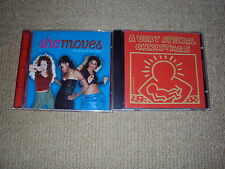 2 CDS, SHE MOVES BREAKING ALL THE RULES & A VERY SPECIAL CHRISTMAS-U2, BON JOVI