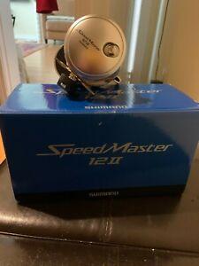Shimano Speedmaster II Saltwater Bait Casting Fishing Reel - SPM12II