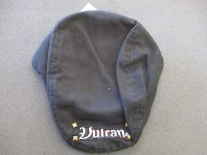 *Brand NEW* Kawasaki motorcycle Vulcan Cap / Hat,  Black with Skulls  M/L Biker