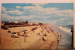 Virginia Beach VA Atlantic Ocean Postcard Old Vintage Card View Standard Post PC
