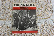 SHEET MUSIC  UNION GAP  YOUNG GIRL