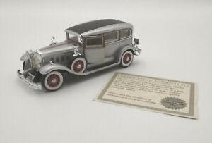1:32 1931 Dodge Peerless Sedan