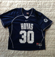 Nike Team Georgetown Hoyas Football Jersey #30 Mens Large Preowned Perfect