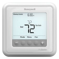 Honeywell T6 Pro Programmable Thermostat TH6210U2001, White