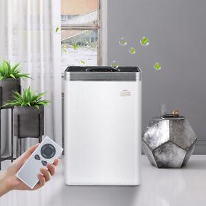 Luftreiniger Raumluftreiniger Air Purifier HEPA 5 in 1 Filter Aktivkohlefilter